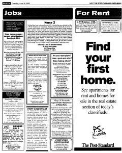 Syracuse Post Standard, June 16, 2005, Page 564
