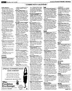 Syracuse Post Standard, June 16, 2005, Page 794