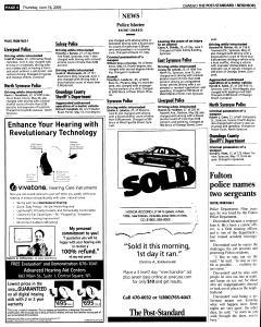 Syracuse Post Standard, June 16, 2005, Page 836