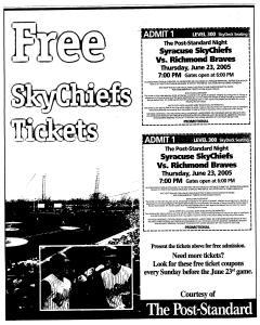 Syracuse Post Standard, June 16, 2005, Page 848