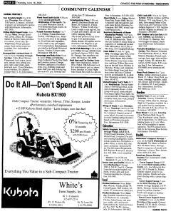 Syracuse Post Standard, June 16, 2005, Page 868