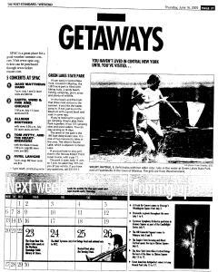 Syracuse Post Standard, June 16, 2005, Page 178