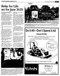 Syracuse Post Standard, June 16, 2005, Page 202