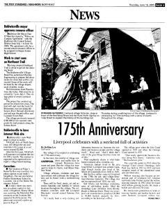 Syracuse Post Standard, June 16, 2005, Page 264