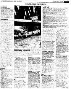 Syracuse Post Standard, June 16, 2005, Page 316