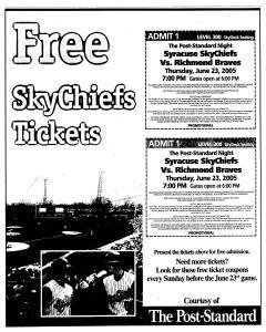 Syracuse Post Standard, June 16, 2005, Page 452