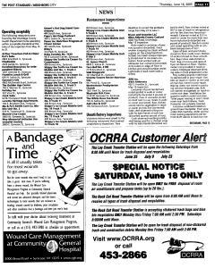 Syracuse Post Standard, June 16, 2005, Page 456
