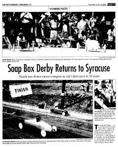 Syracuse Post Standard, June 16, 2005, Page 468