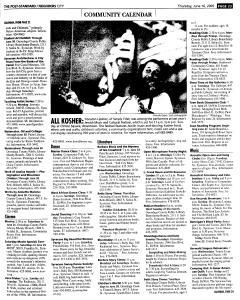 Syracuse Post Standard, June 16, 2005, Page 478