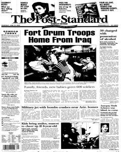 Syracuse Post Standard, June 16, 2005, Page 674