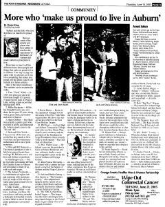 Syracuse Post Standard, June 16, 2005, Page 742