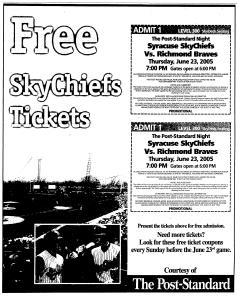 Syracuse Post Standard, June 16, 2005, Page 784