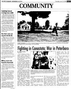 Syracuse Post Standard, June 16, 2005, Page 788