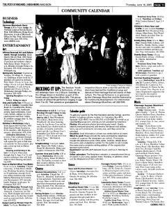 Syracuse Post Standard, June 16, 2005, Page 792