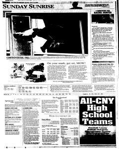 Syracuse Post Standard, June 19, 2005, Page 3