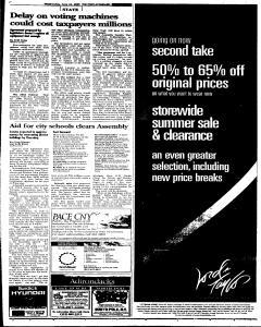 Syracuse Post Standard, June 22, 2005, Page 21