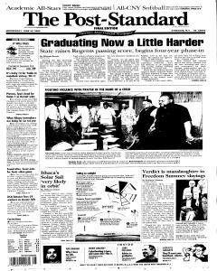 Syracuse Post Standard, June 22, 2005, Page 2