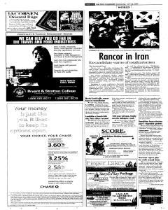 Syracuse Post Standard, June 22, 2005, Page 12