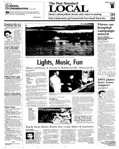 Syracuse Post Standard, July 04, 2005, Page 9