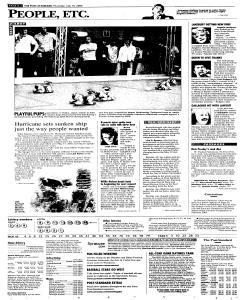 Syracuse Post Standard, July 14, 2005, Page 2