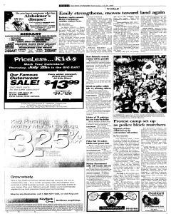 Syracuse Post Standard, July 20, 2005, Page 64