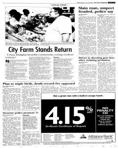 Syracuse Post Standard, July 20, 2005, Page 73