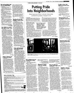 Syracuse Post Standard, July 21, 2005, Page 13