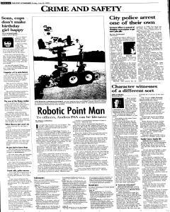 Syracuse Post Standard, July 22, 2005, Page 84