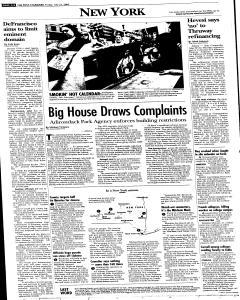Syracuse Post Standard, July 22, 2005, Page 92