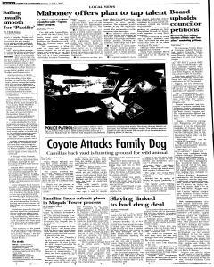 Syracuse Post Standard, July 22, 2005, Page 98