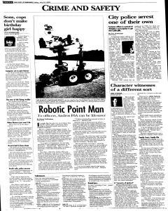 Syracuse Post Standard, July 22, 2005, Page 102