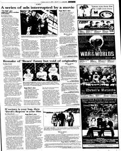 Syracuse Post Standard, July 22, 2005, Page 33