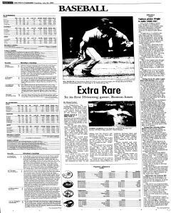 Syracuse Post Standard, July 26, 2005, Page 26