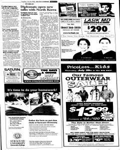 Syracuse Post Standard, July 26, 2005, Page 5