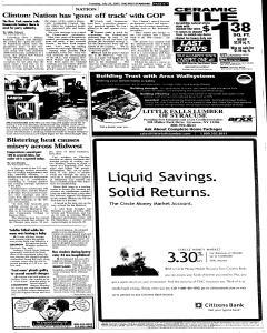 Syracuse Post Standard, July 26, 2005, Page 7