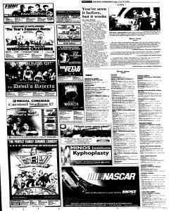 Syracuse Post Standard, July 29, 2005, Page 36