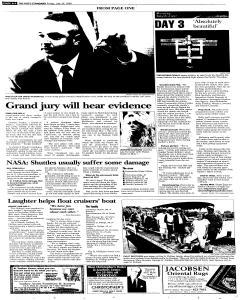 Syracuse Post Standard, July 29, 2005, Page 74