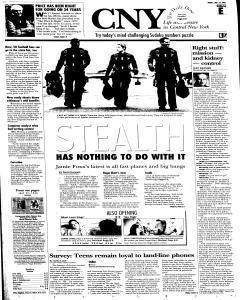Syracuse Post Standard, July 29, 2005, Page 33
