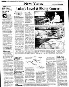 Syracuse Post Standard, August 03, 2005, Page 8