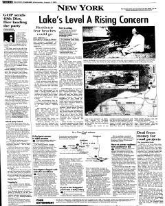 Syracuse Post Standard, August 03, 2005, Page 64