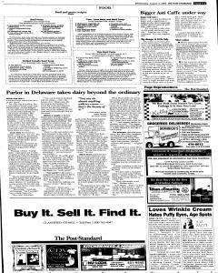 Syracuse Post Standard, August 03, 2005, Page 33