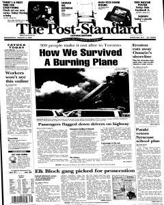 Syracuse Post Standard, August 03, 2005, Page 57