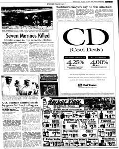 Syracuse Post Standard, August 03, 2005, Page 81