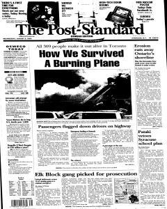 Syracuse Post Standard, August 03, 2005, Page 93
