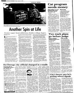Syracuse Post Standard, August 05, 2005, Page 59