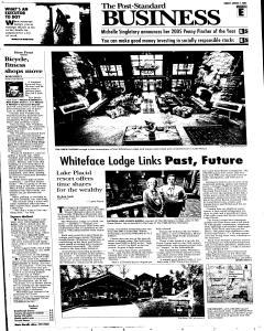 Syracuse Post Standard, August 07, 2005, Page 49