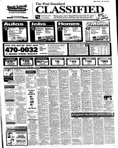 Syracuse Post Standard, August 07, 2005, Page 55