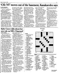 Syracuse Post Standard, August 07, 2005, Page 151