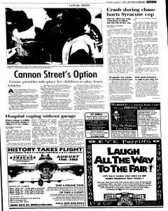 Syracuse Post Standard, August 07, 2005, Page 249