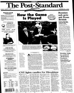 Syracuse Post Standard, August 07, 2005, Page 255